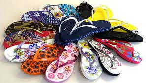 curso fábrica de chinelos personalizados - produção diversificada